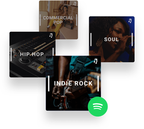 spotify playlist graphic