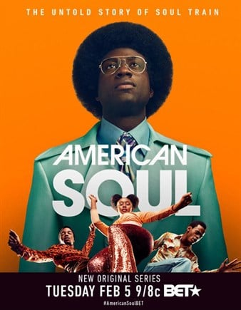 American soul is an American drama TV series about the story of a troubled entrepreneur who created 'soul train'
