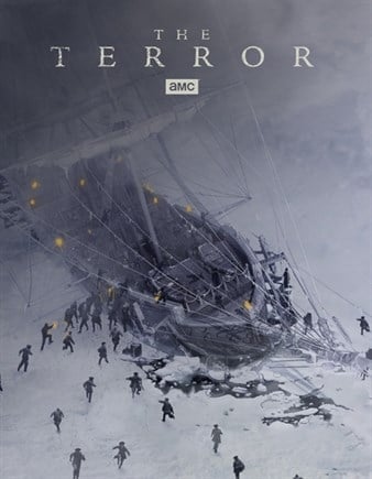 The Terror is an American Horror Drama TV show directed by Ridley Scott