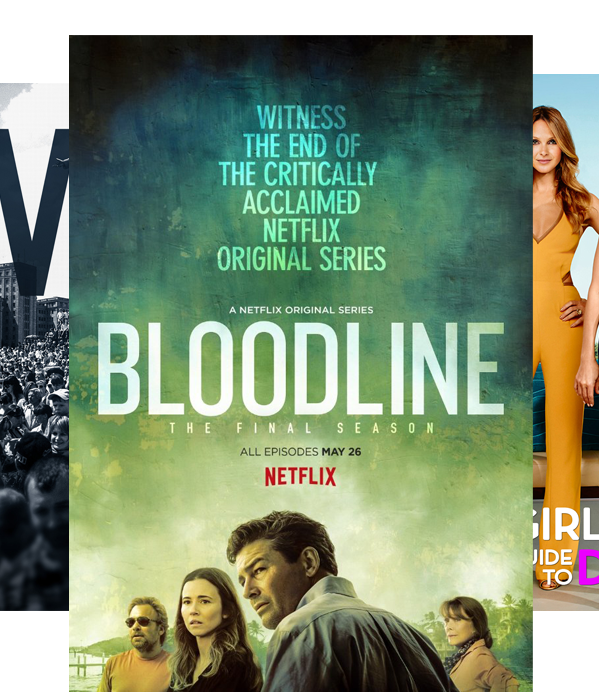 Success music sync licensing placement in bloodline TV series, broadcast on Netflix and produced by Sony Pictures based in Los Angeles